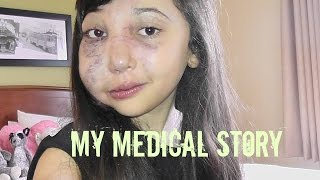 My Medical Story. | Nikki Lilly thumbnail