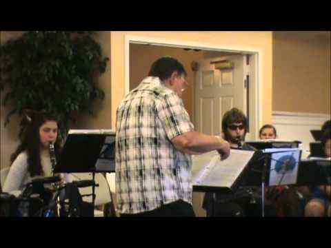 Travilin' Light - Cool Blues for Clarinets By David Bruce