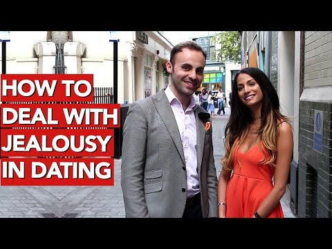 How to deal with jealousy in dating?