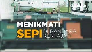 Download Video Menikmati Sepi di Bandara Kertajati | Special Content MP3 3GP MP4