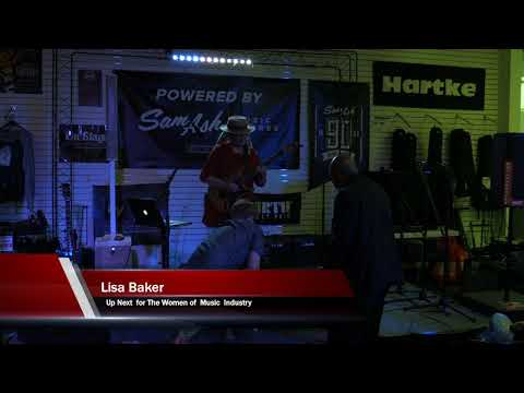 Sam Ash Music Store Presents Women of The Music Industry Lisa Baker and Laura Glyda