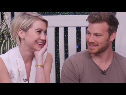 Chelsea Kane And Derek Theler Talk About Danny And Riley's POTENTIAL Wedding On Baby Daddy