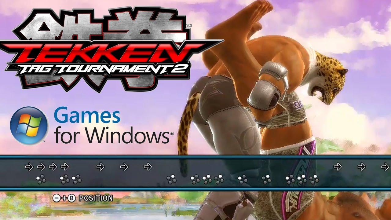 Pc Tekken Tag Tournament 2 Gtx1060 Hd Gameplay Youtube