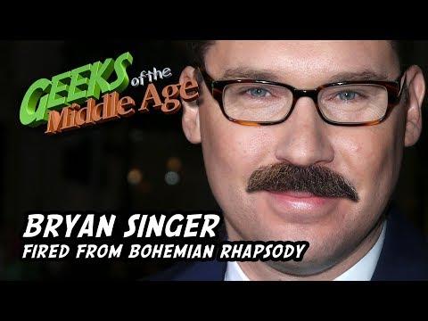Bryan Singer Fired from Freddie Mercury Biopic Bohemian Rhapsody
