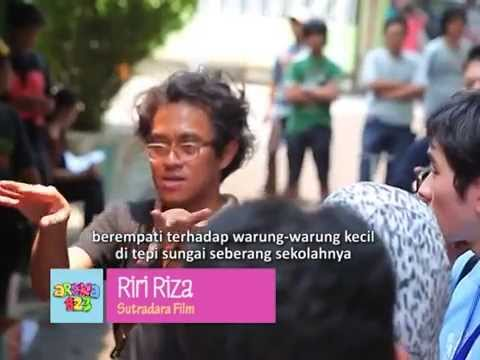 HANDs! Project in Indonesia by The Japan Foundation Asia Center ft. Riri Riza - ARENA123 TVRI (1/2)