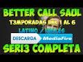 Descargar | Better Call Saul Temporadas 1, 2, 3, 4 [Latino / Ingles] MEDIAFIRE