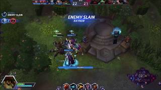 Heroes of the Storm: Azmodan - Dragon Shire #721