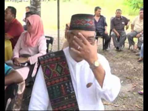 SAMBUTAN HARI RAYA PERSATUAN MANDAILING DI CHEMOR PERAK