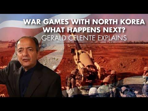 War Games With North Korea – What Happens Next? Gerald Celente Explains