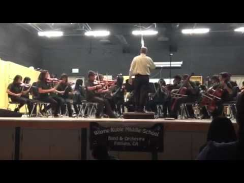 Wayne Ruble Middle School (Band & Orchestra)