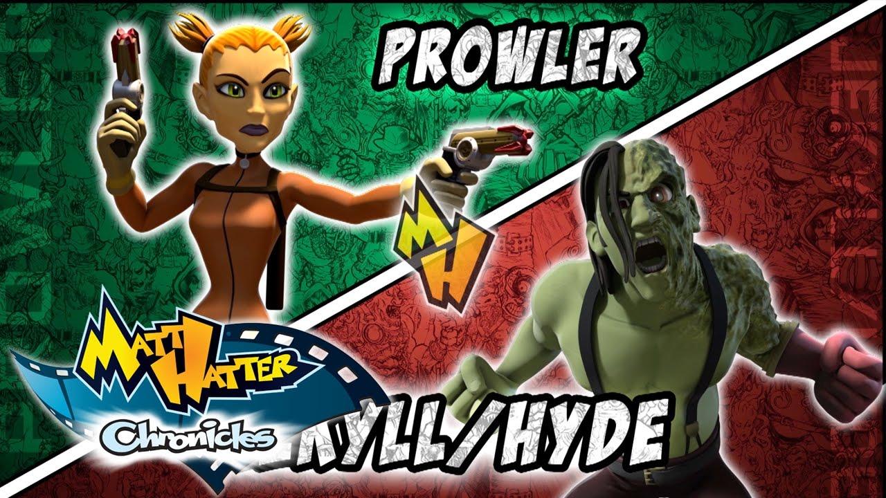 Download Matt Hatter Chronicles - Prowler vs Jekyll/Hyde | Matt Hatter Special | Kids Cartoons
