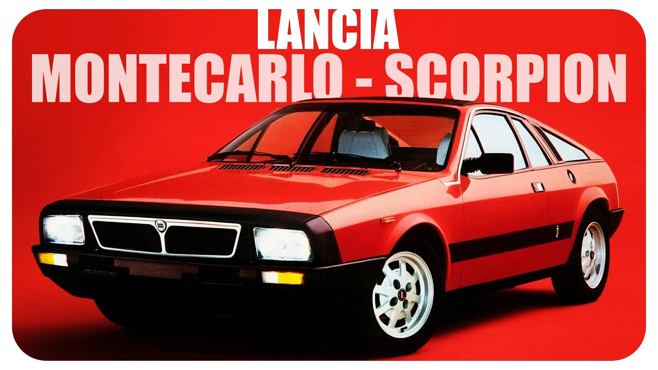 Failing Greatly: The Story Of The Lancia Montecarlo