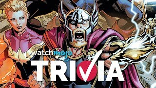 Hardcore Trivia for Avengers fans