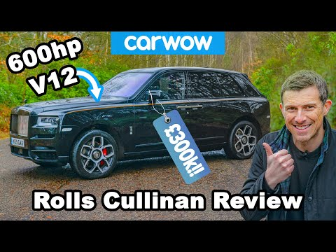The MOST luxurious 4x4 ever created - see why!