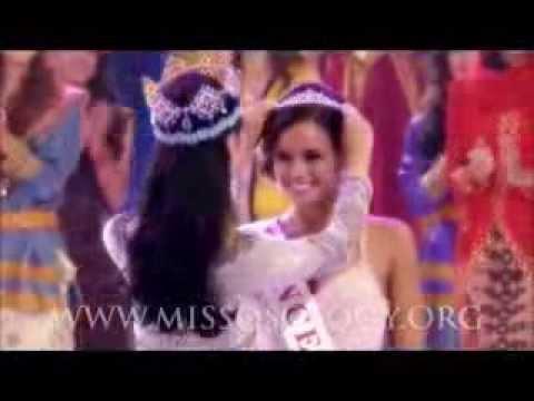 Marine Lorphelin - Miss World 2013 1st Runner Up ( Official Riyo Mori Lovers ) HD