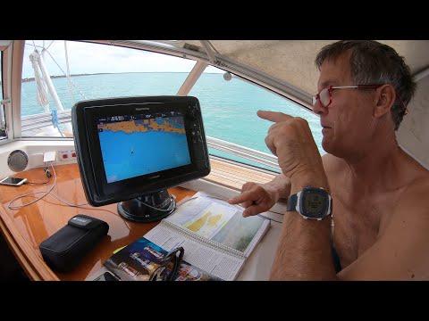 Sailing Bahamas, Sailing Eleuthera - Nassau To Dunmore Town - HR54 Cloudy Bay - Jan'20. S20 Ep1