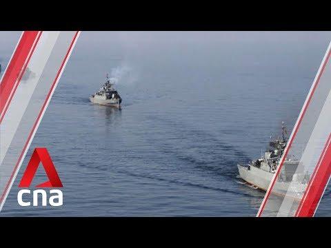Iran denies blocking passage of British oil tanker