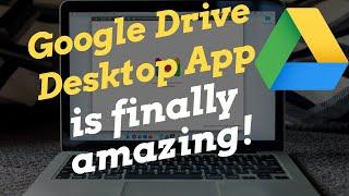Google Drive Desktop App is now amazing, check it out now! screenshot 4