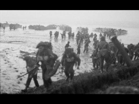 Royal Marines landing - Walcheren 1944