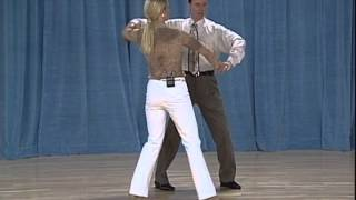 American Smooth Open Silver Tango Variations HQ Ballroom Dance DVD