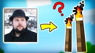 Minecraft - 8 Cosas que NO Sabías de la ANTORCHA - Rabahrex