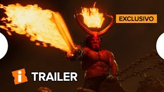 Hellboy  | Trailer 2 Legendado EXCLUSIVO | 16 de Maio nos Cinemas