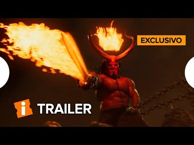Hellboy  | Trailer 2 Legendado EXCLUSIVO | 16 de Maio nos Cinemas