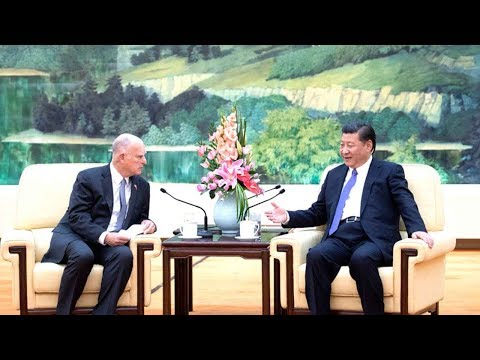 President Xi eyes bigger role for California in China-US cooperation