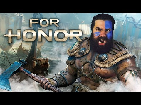 For Honor: Viking Gameplay Intro (Classes, Controls, and More)