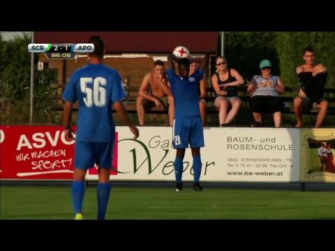 LIVE: SK Rapid Wien v Apollon Limassol