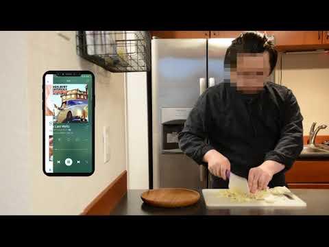 [CHI'21] HulaMove: Using Commodity IMU for Waist Interaction