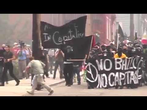 Black Bloc Tribute
