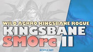 Hearthstone | Kingsbane SMOrc 2: Electric Boogaloo | Wild Aggro Kingsbane Rogue | Rastakhan