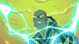 DC Nation - Thunder & Lightning --