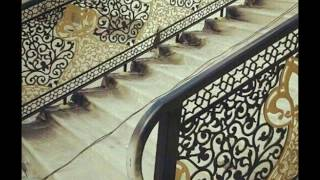 Laser cut staircase railing for modern homes(part-3)
