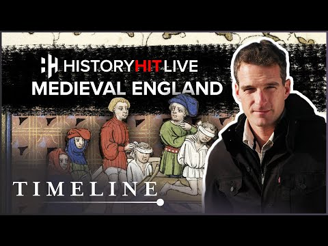Life and Death in Medieval England with Eleanor Janega | History Hit LIVE on Timeline
