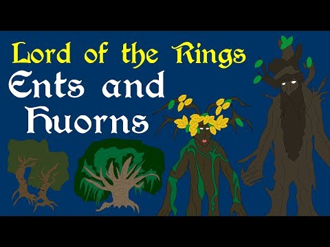 Lord of the Rings: Ents and Huorns