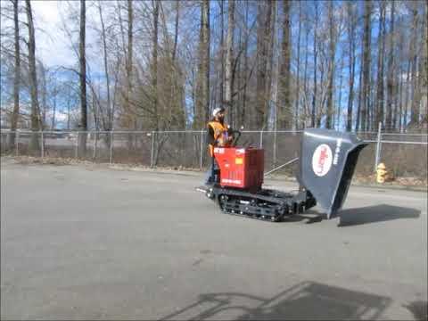 Sold! 2017 Allen AT-16 Concrete Traced Power Buggy Ride On Self bidadoo com