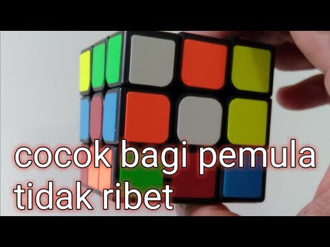 Cara Menyelesaikan Rubik 3x3 untuk pemula Part 3 lanjut part 4 https://www.youtube.com/watch?v=hNYcLl0dzSI sangat....