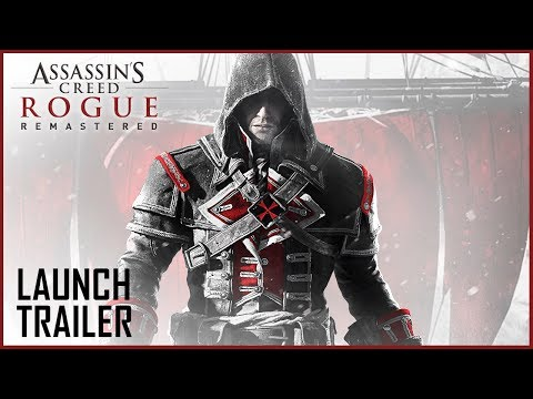 Assassin's Creed Rogue Remastered | Launch Trailer | Ubisoft [US] thumbnail