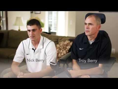 University Of Findlay Father/Son Story