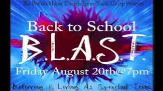 Back To School Blast Promo