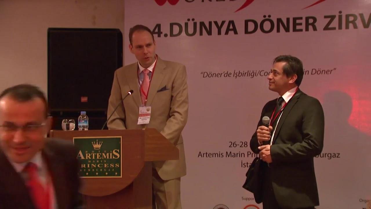4 Dunya Doner Zirvesi Dr Karsten Giffey
