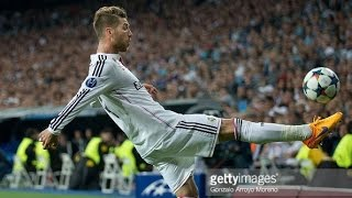 Sergio Ramos ● Attacking Style ● Amazing Skills/ Dribbles/Control