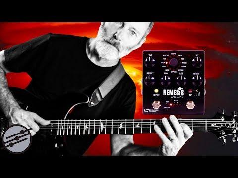 Create an ATOMIC Ambient Guitar Tone! (Source Audio Nemesis / Neunaber Immerse)