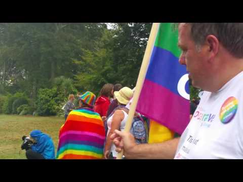 Guernsey's First Ever Pride Event
