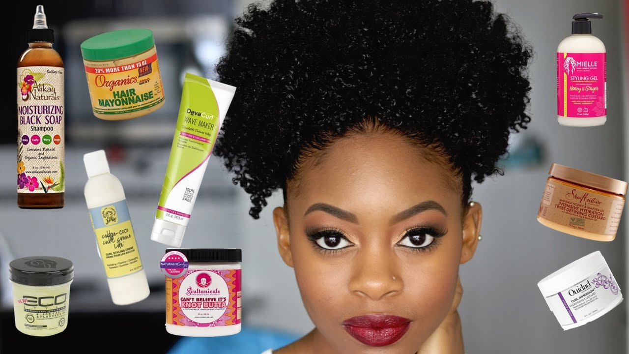 Best Products & Styling Tips (BY HAIR TYPE