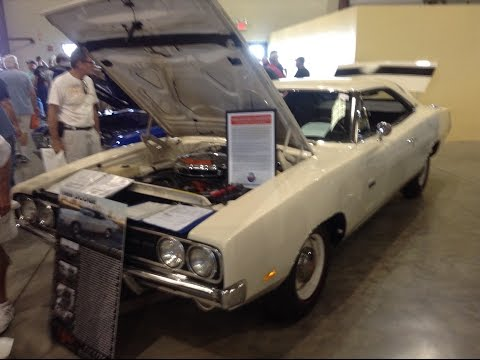 1969 Dodge Charger 500 - 2015 Barrett-Jackson Auction in Palm Beach