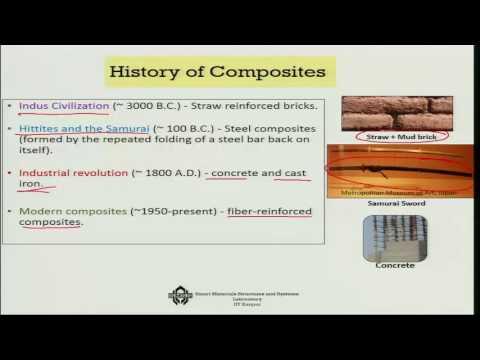Lecture 20 - Composites I