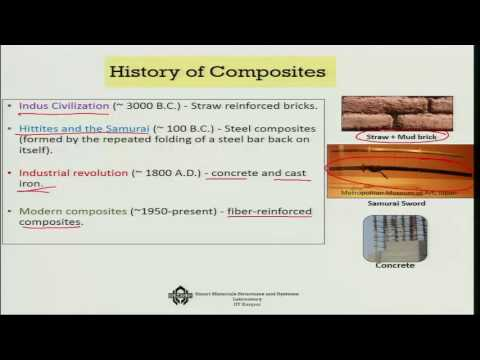 Lecture 20 - Composites I